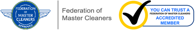 Members of the Federation of Master Cleaners in Kent