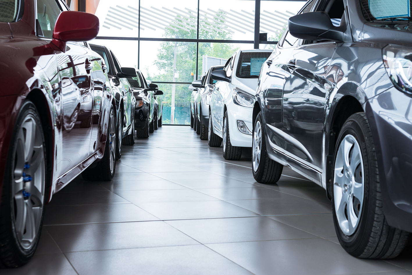 Car Showroom Cleaners in Kent