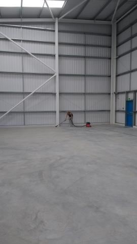 Factory cleaning in Kent