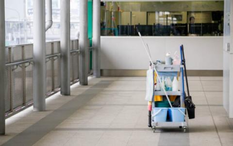 The Importance of… using the correct cleaning equipment!