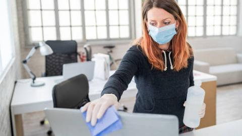 Office Cleaning in Medway